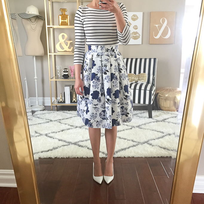 Weekly Summer Outfits (plus Winner of Nordstrom Gift Card ...