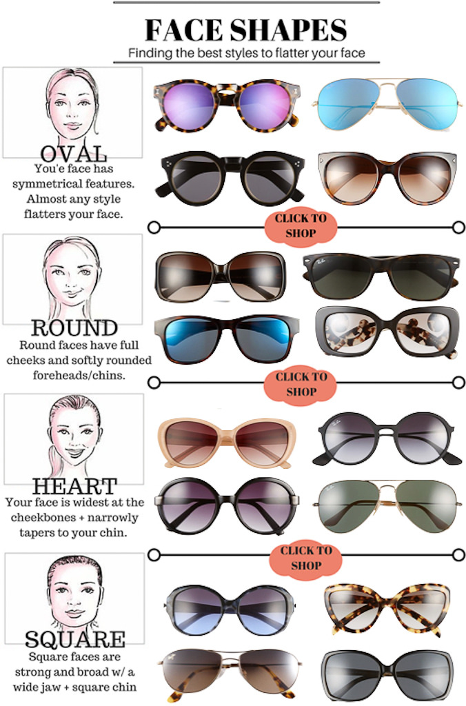 Sunglasses Shape For Square Face : Day 3: Win Four Pairs of Sunglasses!! Stylish Petite