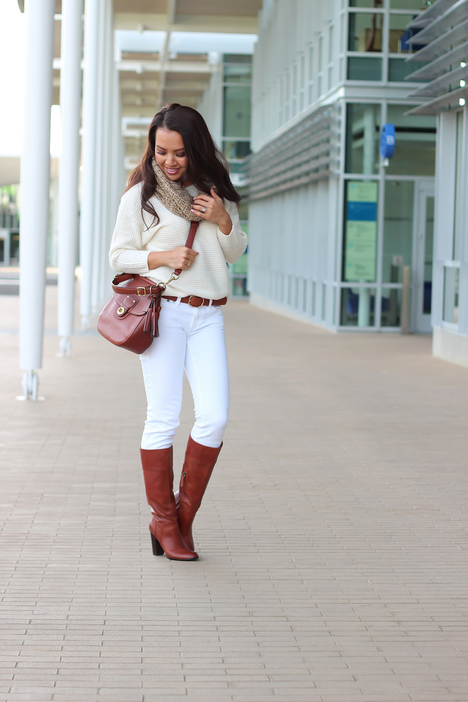 Winter Whites and Cognac 3