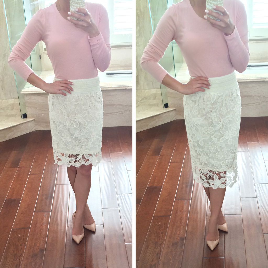 Kenar Crochet Skirt Comparison_