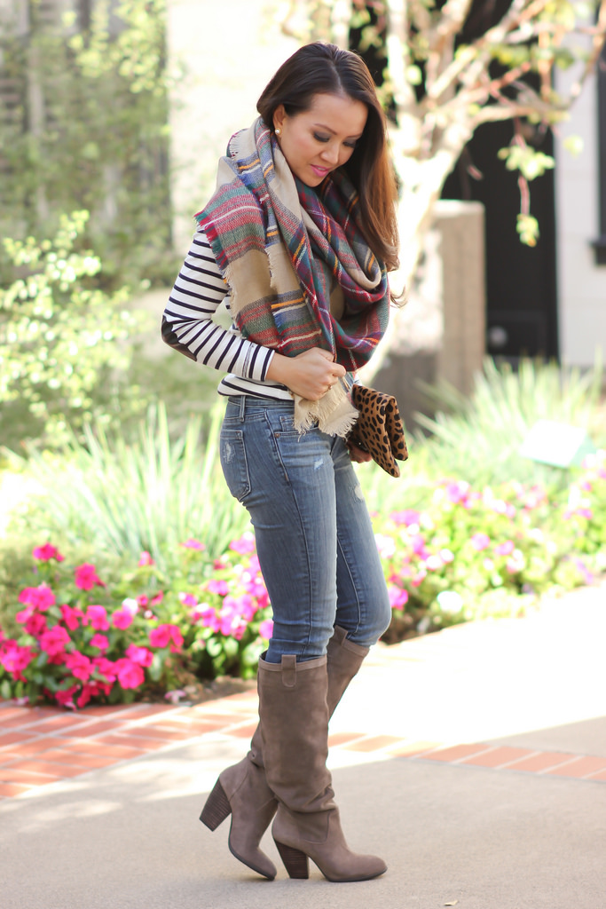 Elbow Patches and Plaid-8