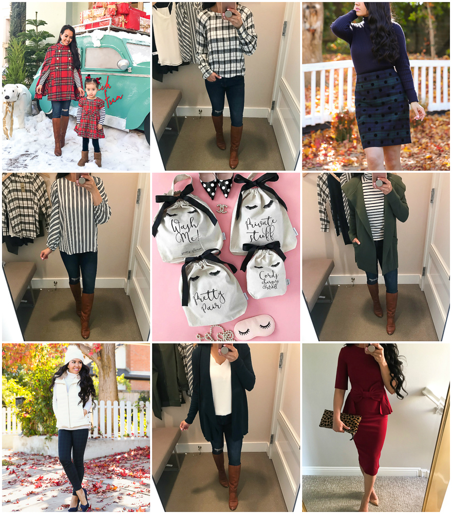 d69dcef9 Giveaway + Cyber Monday Sales + Fitting Room Reviews | Stylish Petite